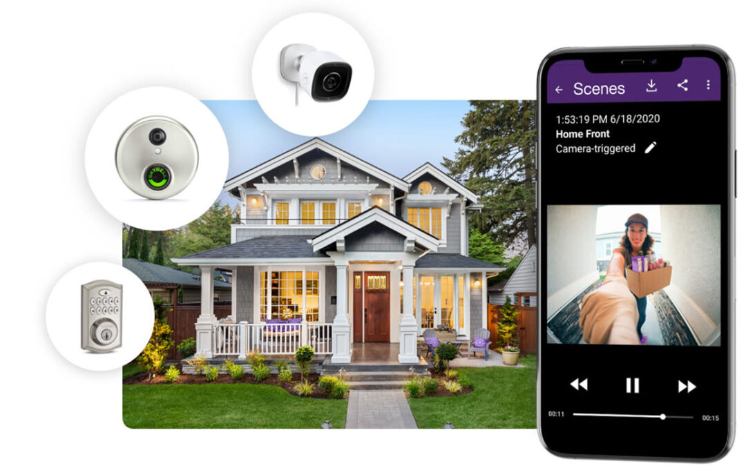 Fortify Home Protection with TELUS Home Security Systems